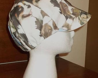 Australian shepherd themed cap