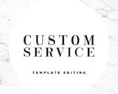 custom service - Maranda Wright