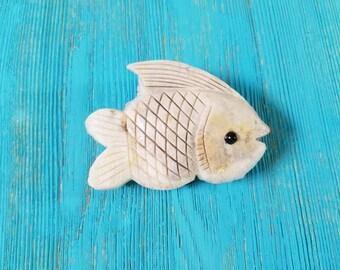 Quartz Fish - Stone of Embodiment of Power