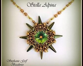 Stella Alpina Pattern