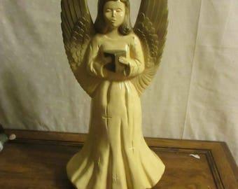 Angel Blow Mold Christmas Light