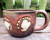 Custom Order for Heather - Tortoise Soup Mug