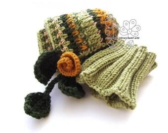 Spring green scarf, pastel knit scarf, infinity scarf, Green cowl, boho  fashion, wool infinity, crochet scarf Green, knit scarf infinity