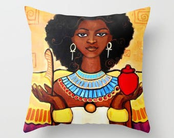 The Ma'at Balance Pillow