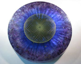 Orgone Mandala - Torus Vortex