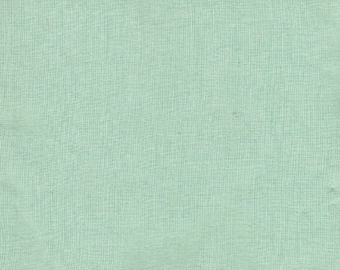 12 Fabric Precut 3 Inch Square Pieces,  Pastel Green Cotton Material 4 Charm Quilting, Scrapbooking, Miniature Projects, Vintage  # SQ 2