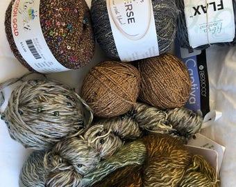 Destash Luxury Yarn