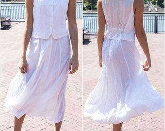 casual wedding dress 2 piece set 2 piece wedding dress boho bridal dress
