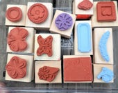 Stampin Up Lot of 12 Stamps Used/New