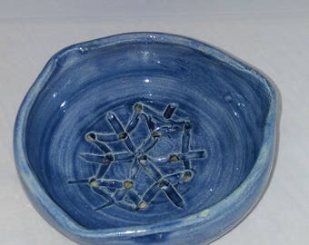 Blue Skies Berry Bowl  Perfect for small fruits or small portions