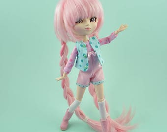 Pullip outfit *** Sweet Salopette *** DOL131 ***