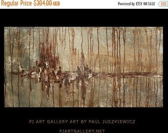 17% OFF /ONE WEEK Only/ Vibration abstract knife by Paul Juszkieiwcz splash knife 24x48 large unique