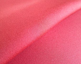 Japanese pure silk cloth from Kyoto Pink No.46-2