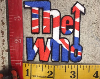 The Who Patch