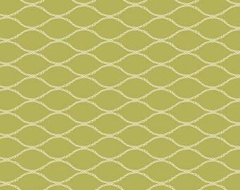 Art Gallery Sage - Saguaro Crest Sun Olive - Cotton Fabric (Quilting/Dressmaking)