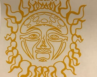 Sublime  Inspired Vinyl Decal Sticker