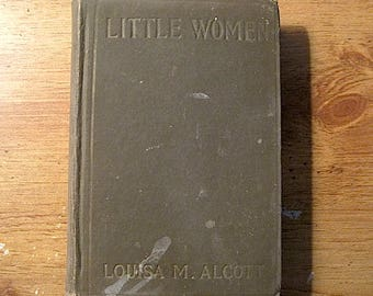 1911 Little Women by Louisa M Alcott