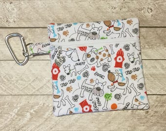 Dog Treat Bag/ Leash Bag