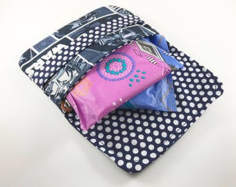 Sanitary Pad Holder Tampon Case Sanitary Pad Wallet Tampon Wallet Star Wars