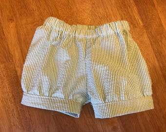 Boys Banded Shorts
