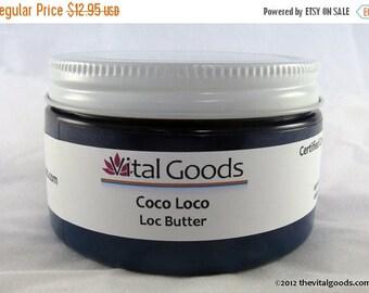 ON SALE Coco Loco Loc Butter 4oz (VEGAN)