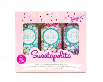 JUST IMAGINE Sprinkle Pack Gift Box