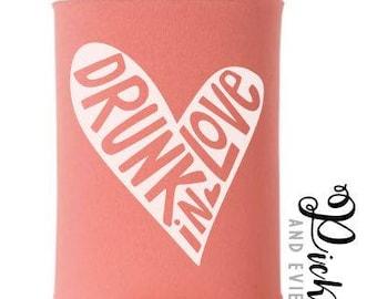 Drunk In Love SVG, Digital Download, Getting Married, Drunk In Love Decal, Wedding DIY, Cricut Design