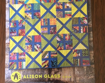 Alternative, A Quilt Pattern by Nydia Kehnle and Alison Glass