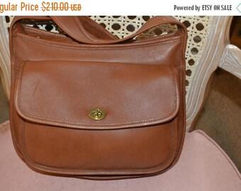 June Savings Coach Bag~ Bonnie Cashin Bag~Coach Cross Body ~Taft Bag~ Shopper~ Coach Sale~ Organizer Satchel