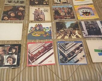 Beatles Album Collection