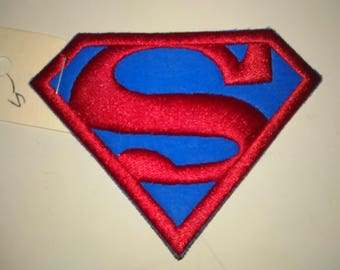 Superman Symbol Patch