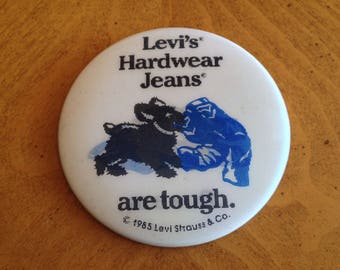 Levi's Hardwear Jeans Flasher Button