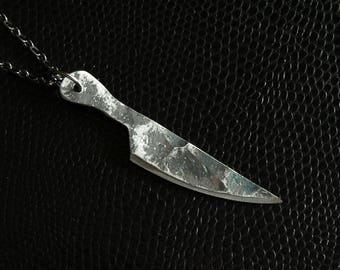 Celtic War Knife Necklace