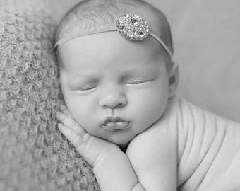 Infant headband, PICK COLOR, baby elastic headband, baby headband, newborn headband, headband, newborn headband, baby girl, newborn girl