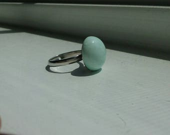 Robins egg statement ring