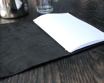 Leather Menu Cover for 8.5x11 paper [40 Covers]