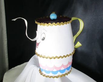 Mrs. Potts Beauty and the Beast Teapot Headband