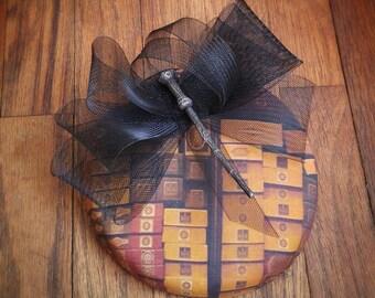 Wand Shop Pillbox Hat