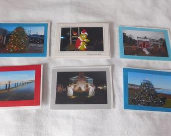 Set of Christmas Cards