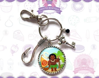 Maui Key Chain - Keychain Purse Charm