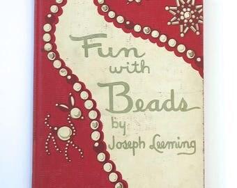Fun with Beads book