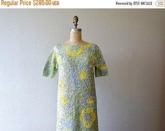 25% SALE 1960s sequin dress . vintage 60s gene shelly dress