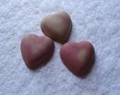 Cherry Almond Heart Soap