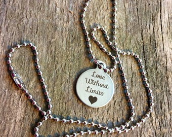 Unconditional Necklace