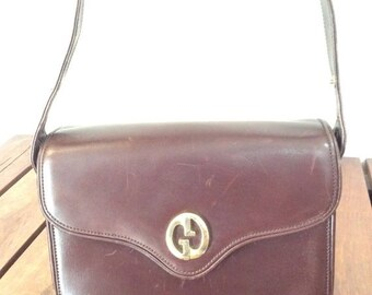 gucci vintage logo etsy