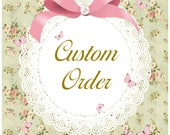 Bonnet and corsage