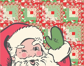 PRESALE - Swell Christmas - Swell Christmas Quilt Kit - Urban Chiks for Moda - SWELL_QK