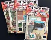 Junque Journal Starter Selection