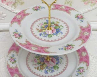 Pink Rose Two Tier Server
