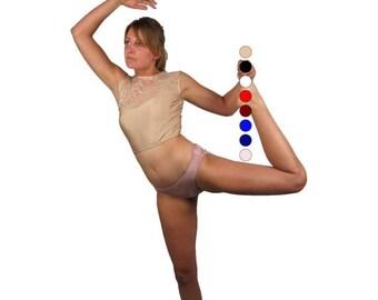 SALE Dance crop top - multiple colors - crop top - lace sweetheart